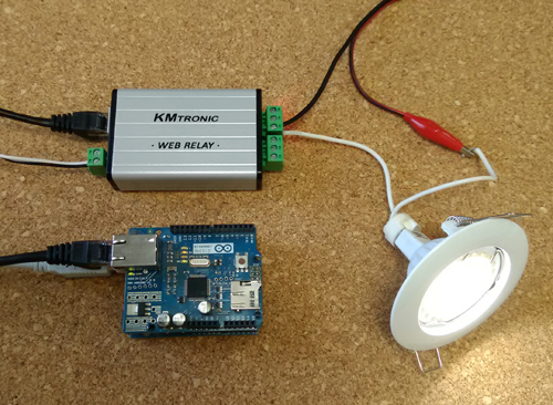 Some home automation parts for diy home automation with Domoticz Home Automation System