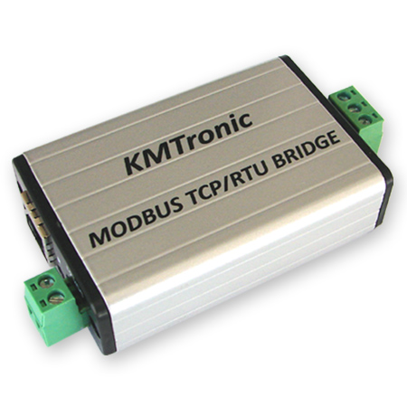 KMtronic Modbus LAN TCP/IP to Modbus RS485 RTU Serial Converter