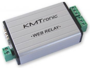 Python socket in Python | Control KMtronic WEB Relay board example