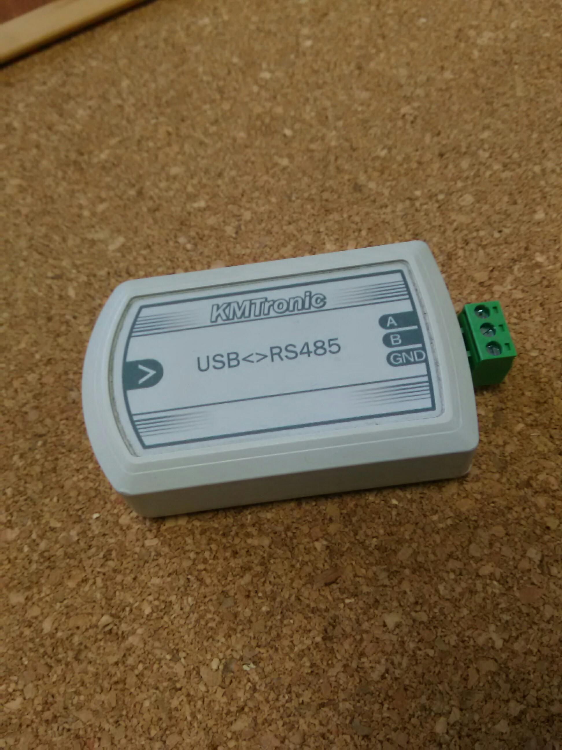 USB to RS-485 / Modbus Module for Arduino, Raspberry Pi – Add