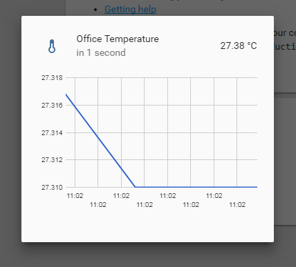 Home Assistant: KMtronic ModBus Temperature Monitor