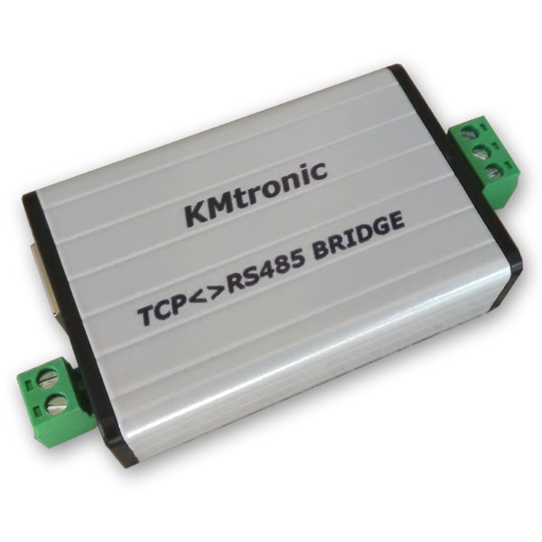 KMtronic LAN TCP/IP to RS485 Serial Converter